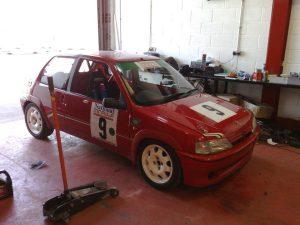 106 Race car