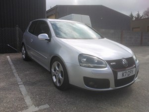 Excellent start to todays marathon remapping sessions. Cracking Golf GTi 2.0 Turbo.
