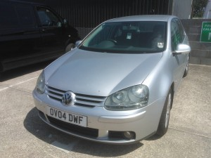 Golf TDi 2.0 treated to a PVE Remap! Not to mention some small suspension goodies!