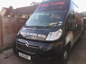 Local Mac Tools van remapped. I love their tools too!
