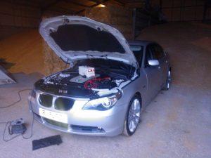 Evolution Chips, PVE, Remapped BMW 530D