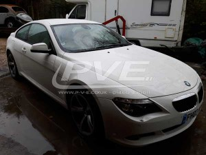 BMW 635D remap stage 1