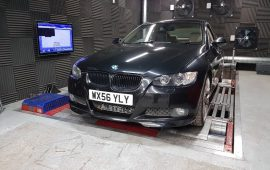 BMW 335i For our 400bhp package, Airtec intercooler, decats and dyno tune