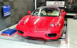 Ferrari 360 ECU faults replacement