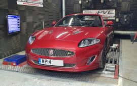 Jaguar XKR 5.0 Supercharged mapped, remapped, mapping specialist