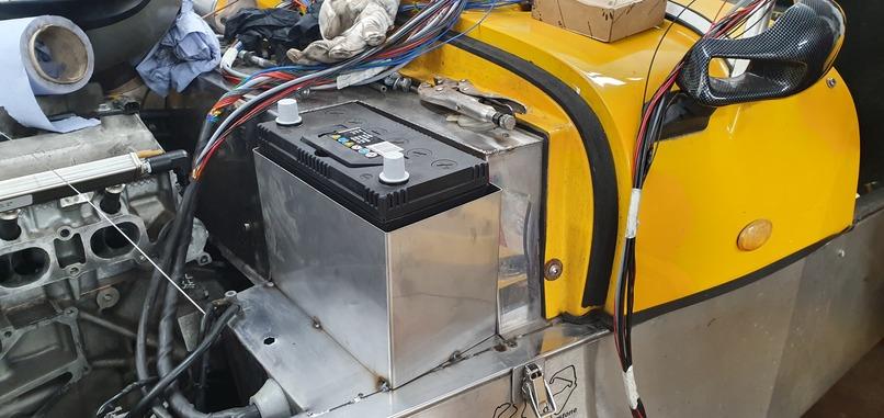 Quantum Battery Box