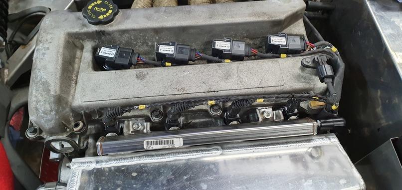 Wiring loom duratec maxxecu vw coils