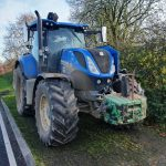 New holland T7 remap
