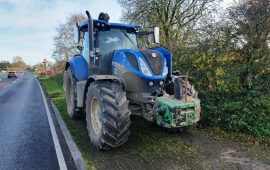 New Holland T7 Adblue Fix & Remap