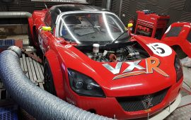 Ex GT Race Series VX220
