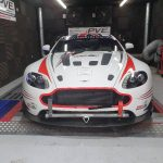 Aston Martin GT4 Vantage Rolling road tuning