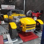 Zetec throttle bodies megasquirt rolling road tuning