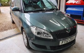 Skoda Roomster 1.6tdi for Remap & EGR delete