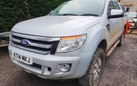 Ford Ranger 2.2 Remapped