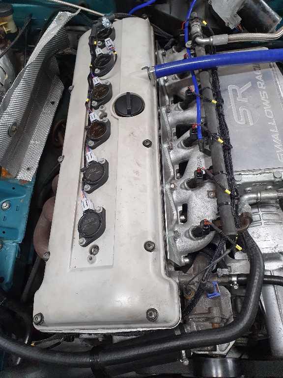 aj16 aftermarket ecu MAXXECU wiring loom
