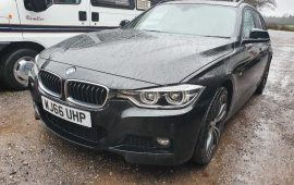 BMW 335D X-Drive Remapped