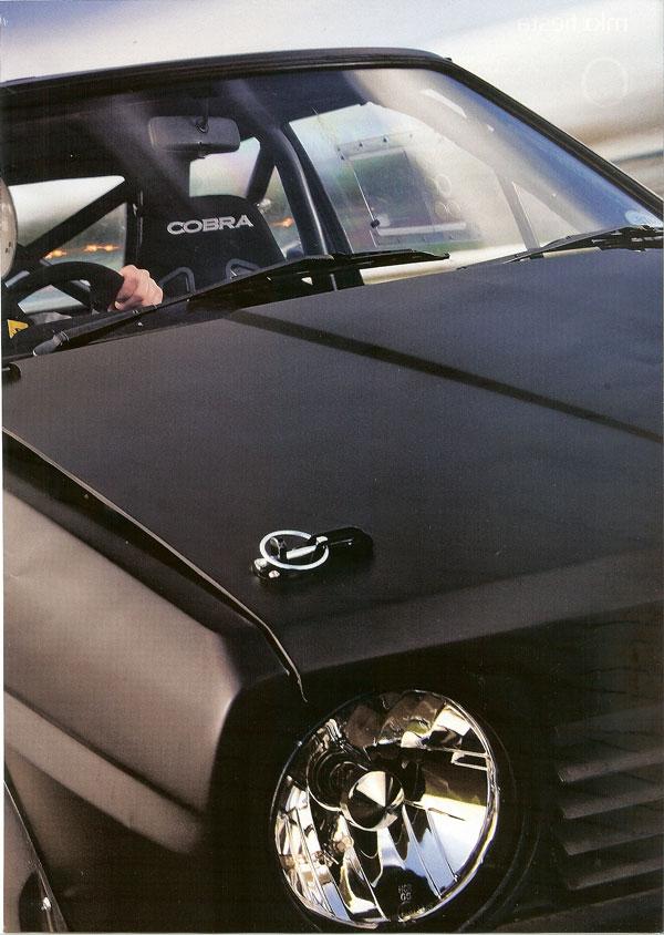 Magazine Article Mk1 Fiesta ST170