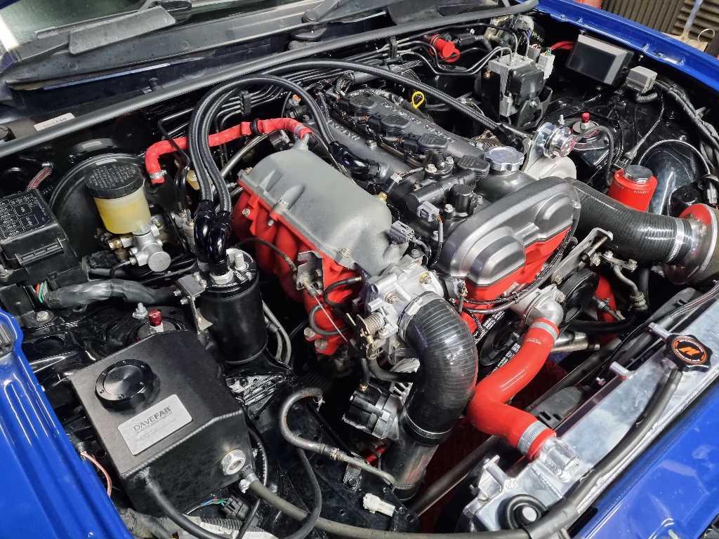 MX-5 Miata Mazda MaxxECU VVT Tuningshed