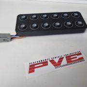 Blink Marine 12 - Key CANBUS Keypad MAXXECU ECUMASTER